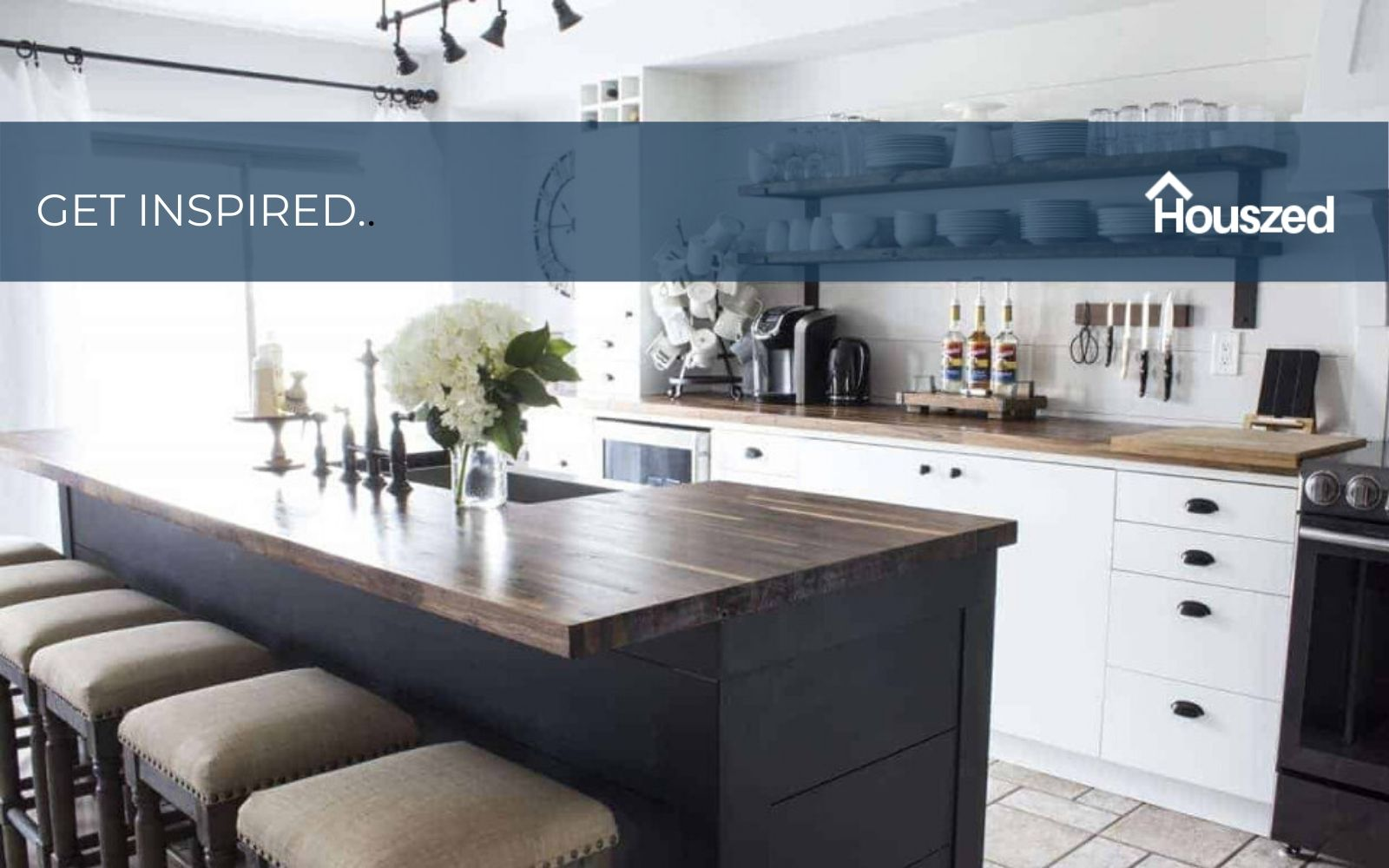 21+ Farmhouse Kitchen Ideas...from Budget to Luxury in ... on Luxury Farmhouse Kitchen  id=33479
