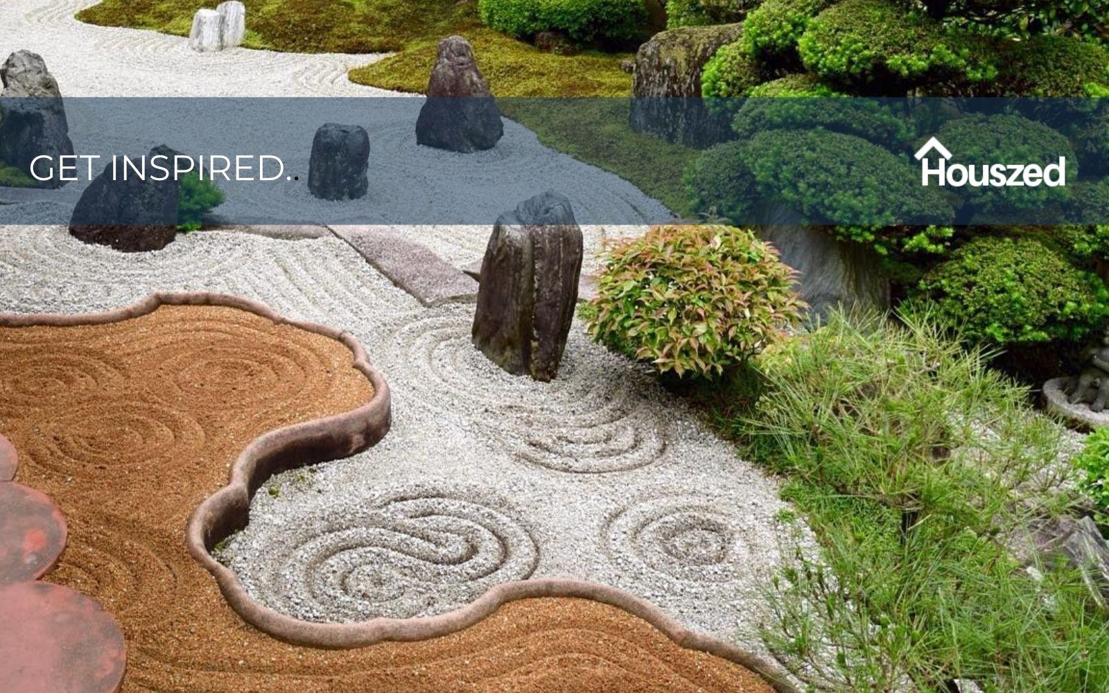 17+ Zen Garden Ideas That Relax Your Mind in 2020 | Houszed